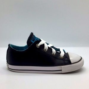 Kids Converse synthetic low tops